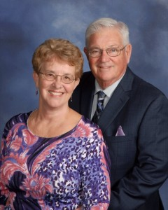 Pastor Tom and Jean Ash
